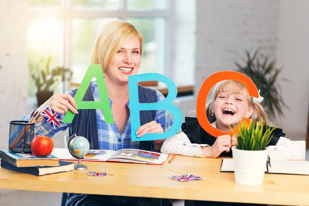 Учитель английского языка в детский сад